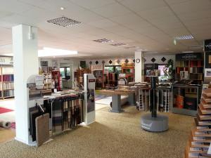 Unsere Bodenbelag-Ausstellung in Düsseldorf