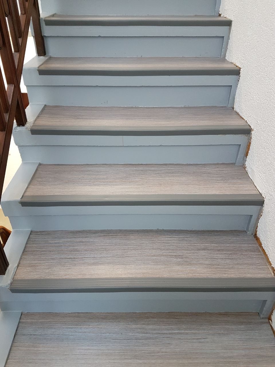 erneuerung treppenhaus in d sseldorf bodenbelag koch gmbh co kg parkett laminat d sseldorf. Black Bedroom Furniture Sets. Home Design Ideas